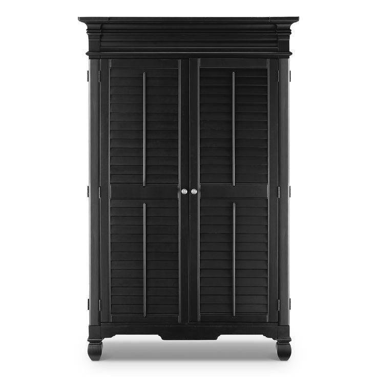 Top Black Armoire Furniture Design