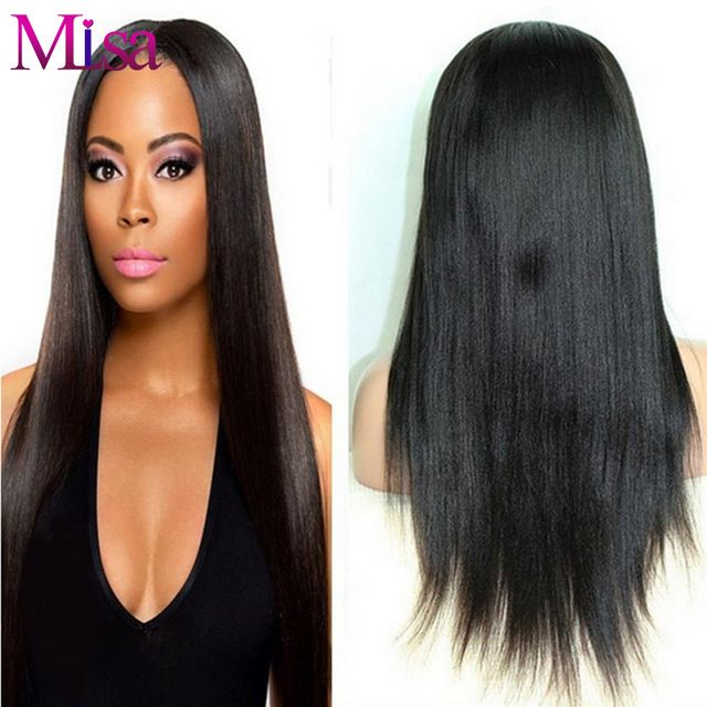 Malaysian Straight Hair Lace Frontal Wigs for Black Women Malaysian Hair Lace Front Human Hair Wigs Lace Front Wigs Ali moda