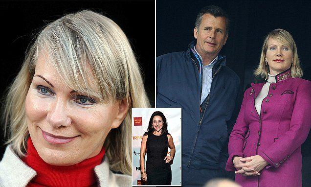 The chairwoman of French conglomerate Louis Dreyfus Commodities and widow of French businessman Robert Louis-Dreyfus is due in early April.