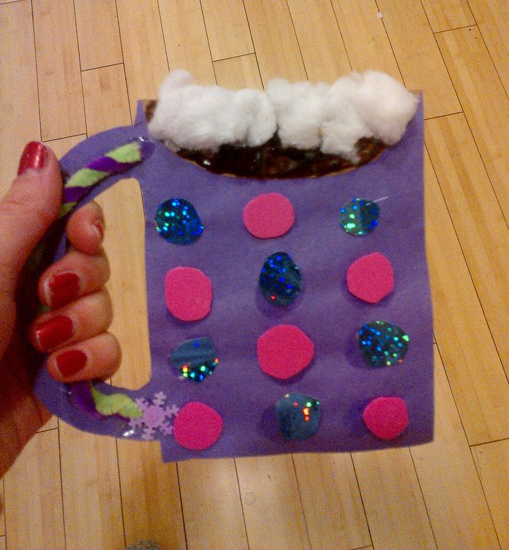 9 best winter crafts for toddlers images on pinterest for Winter crafts for preschoolers