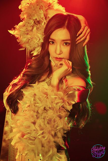 See SNSD Tiffany's teasers for 'Holiday NIght' ~ Wonderful Generation ~ All About SNSD, Wonder Girls, and f(x)