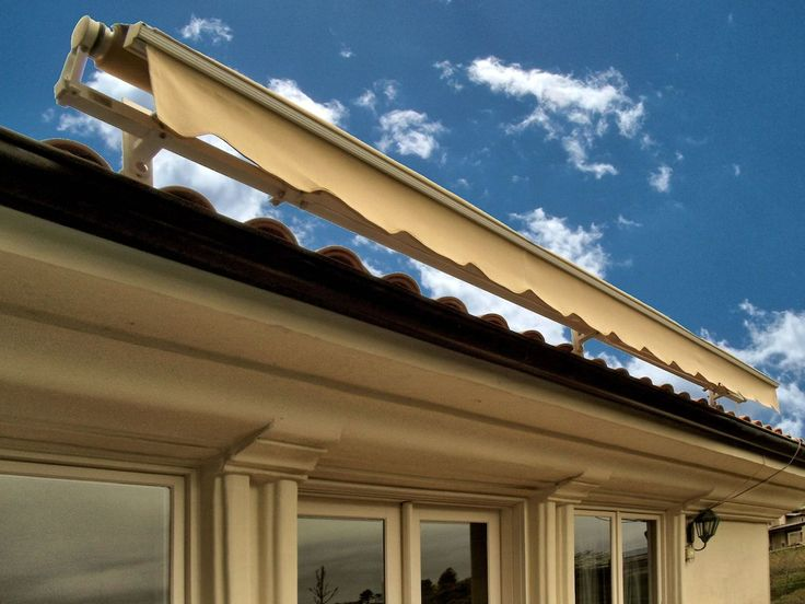 Roof Mount Retractable Patio Cover