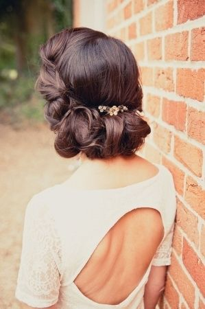 Vintage Wedding Hairstyles Images