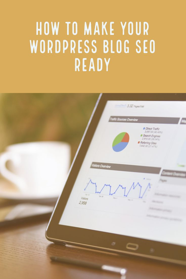 How to make Your WordPress Blog SEO Ready - The Social Ms