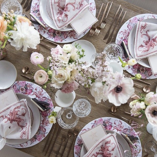124 best Casa de Perrin images on Pinterest | Place settings ...