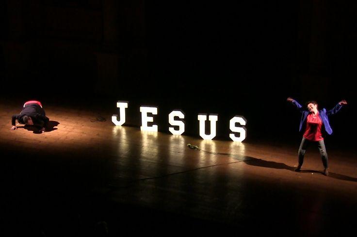 Jesus, Babilonia Teatri