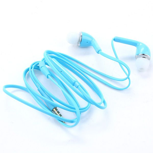 Find More Earphones & Headphones Information about 3.5mm Stereo Handsfree Headset In ear Earphones Flat Wired Dual Earbuds Microphone For Samsung Galaxy Free Shipping,High Quality earbuds microphone,China in-ear earphone Suppliers, Cheap handsfree headset from Ali CES(Consumer Electronics Store) on Aliexpress.com