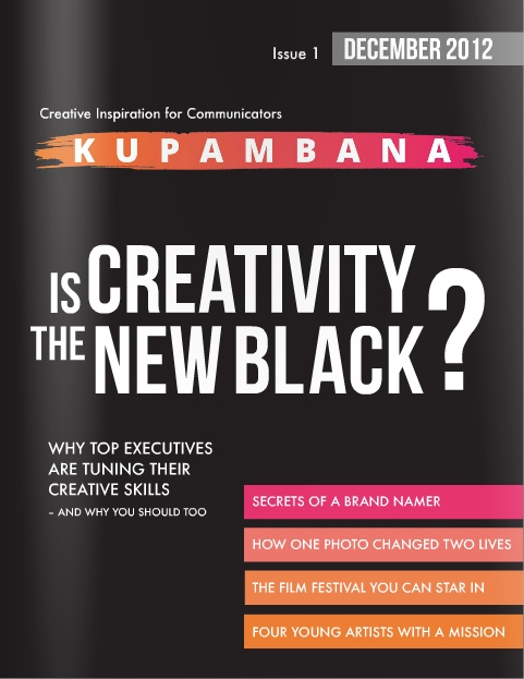 LEWIS PR's not-for-profit initiative, Kupambana, has launched its own e-magazine with the same name targeted at communications professionals. Read more: http://influencing.com.au/p/43129