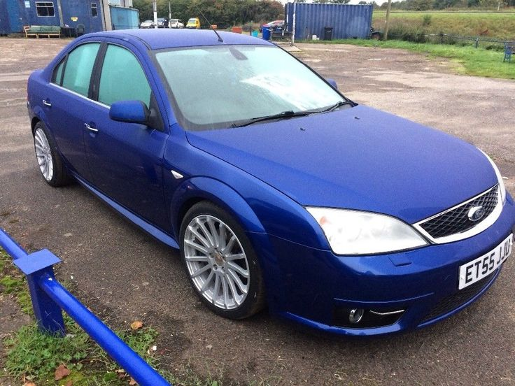 Looking for a ford mondeo st220? This one is on eBay.