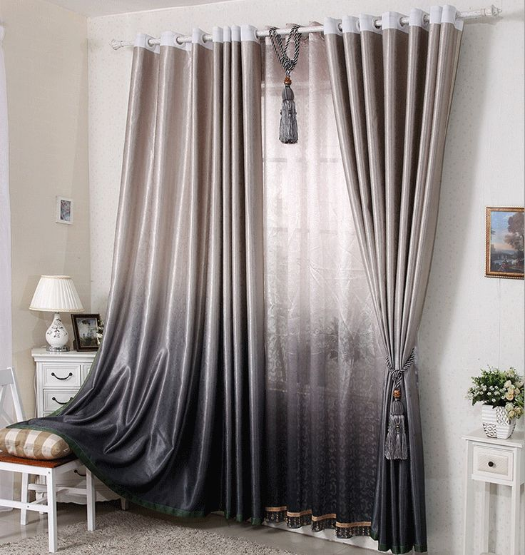 Curtain Dividers For Living Room