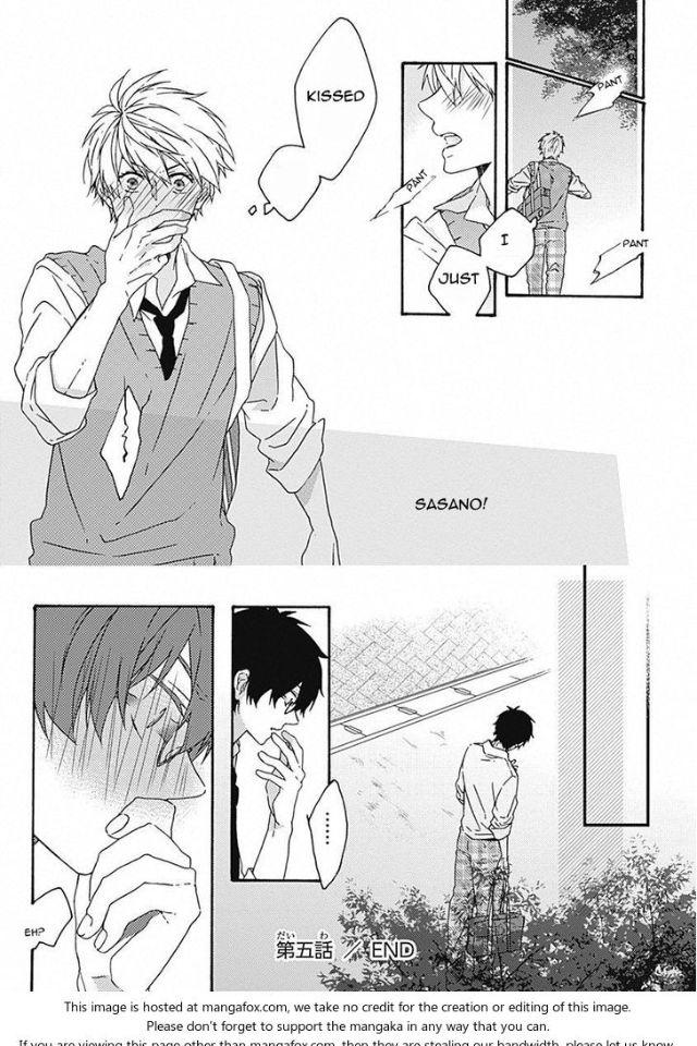 Yamete kudasai, Mabushii desu