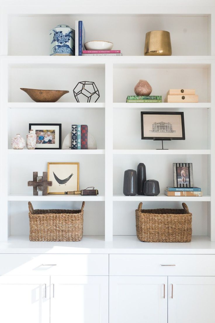 101 Bookshelf Decorating Ideas and Styling Tips
