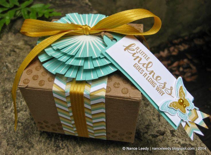 kinda eclectic box display board sample nance lempinen leedy canopy crafts - Eclectic Canopy 2015