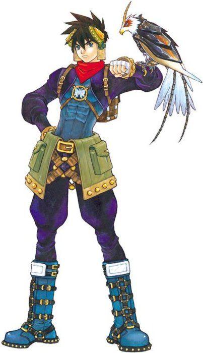Grandia II: Ryudo