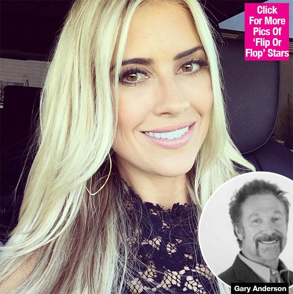 Christina El Moussa Headed For Heartbreak With Gary Anderson?: Ex-GF Speaks