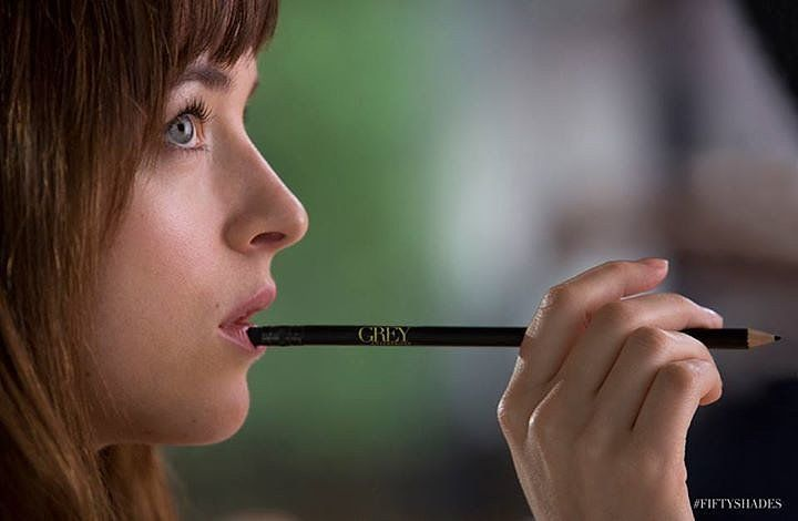 Swoon Over All the Official Fifty Shades of Grey Pictures in 1 Place: The Fifty Shades of Grey trailer was released months ago, but we're gearing up for a brand-new trailer next week.Dakota Johnson