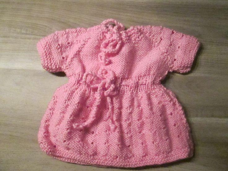 lief roze jurkje