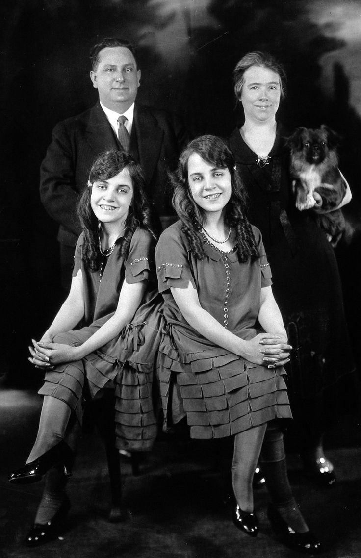 When Mary died, Daisy and Violet were bestowed unto Mary's daughter, Edith, and her husband Meyer Meyer's. Like her mother, Edith thought of the girls as a business venture, and they were isolated, abused and exploited by the couple for years.
