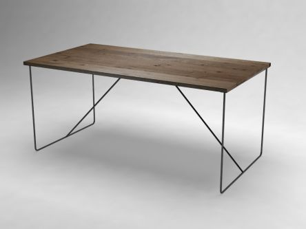 hairpin diy hairpin bench hairpin leg dining table hairpin legs table ...