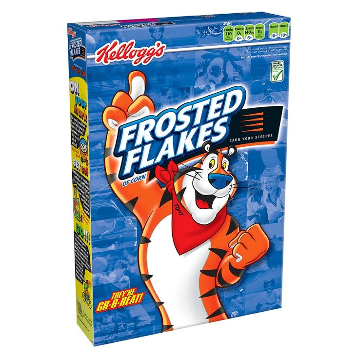 Kellogg's Frosted Flakes Cereal 15 oz