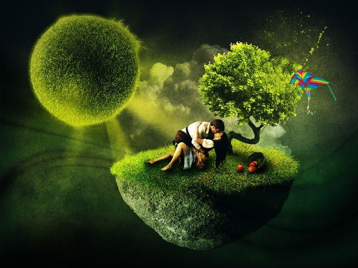 """""""A Dream within a Dream"""" - Edgar Allan Poe"""