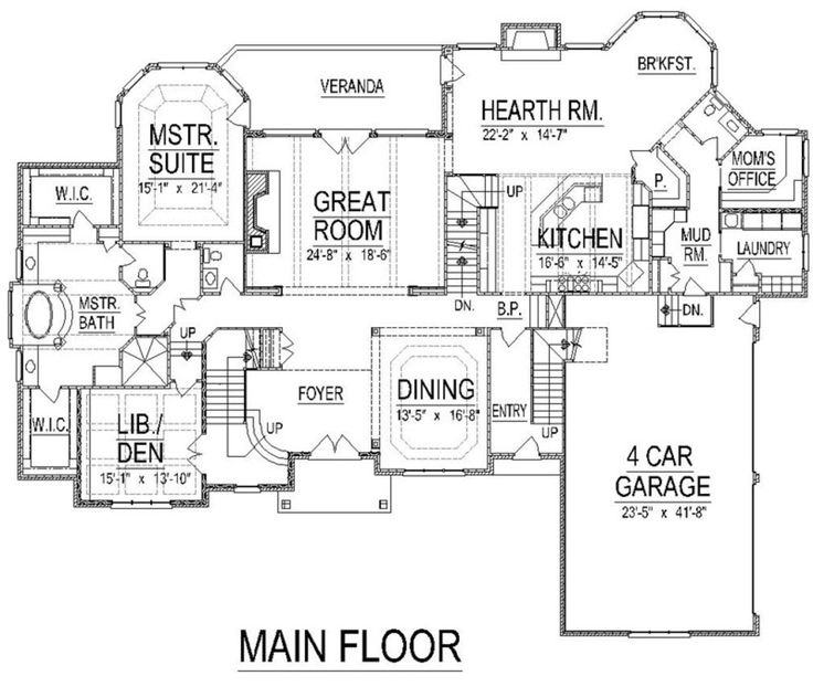 872 best House Plans images on Pinterest
