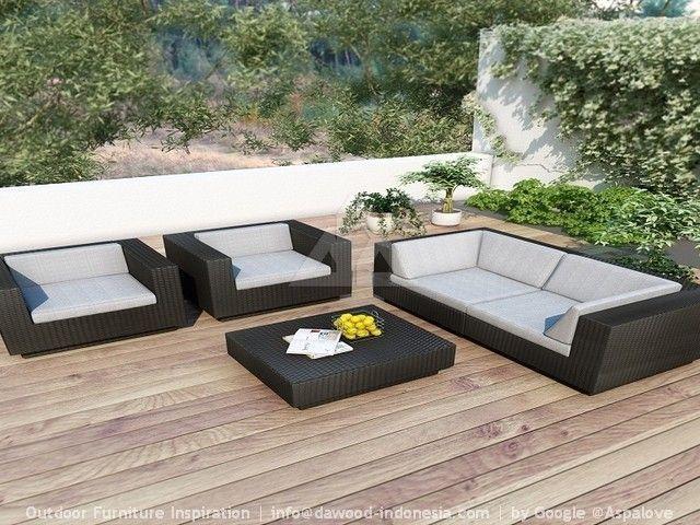 Meubles De Patio En Liquidation, Outdoor Seating Furniture Clearance