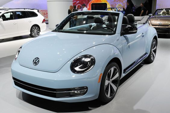 The Latest Vw Beetle Car In 2017 6