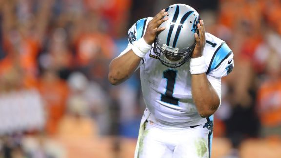 Cam Newton took a vicious shot to the head in the final minute Thursday night, a hit that left him facedown in the grass. It was…