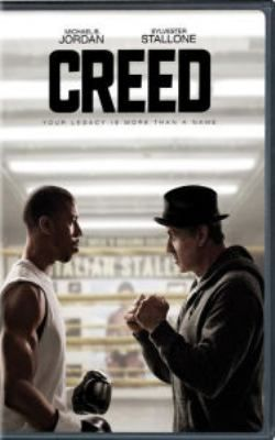 #Creed   Adonis Johnson never knew his famous father, world heavyweight champion Apollo Creed, who died before he was born. Still, there's no denying that boxing is in his blood, so Adonis heads to Philadelphia, the site of Apollo Creed's legendary match with a tough upstart named Rocky Balboa.