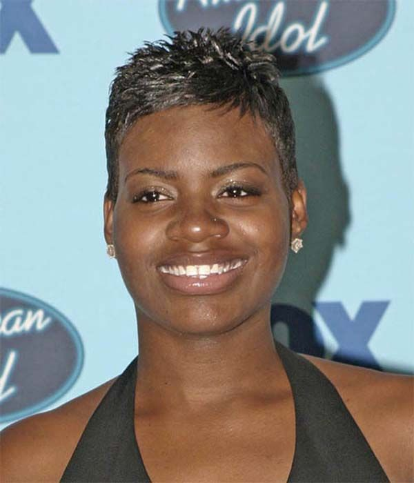 Fantasia Short Hairstyles | Hairstyles Glow - Get update for latest hairstyles