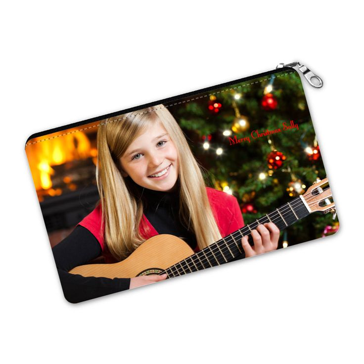 Choose your favourite photo or picture for a pencil case.