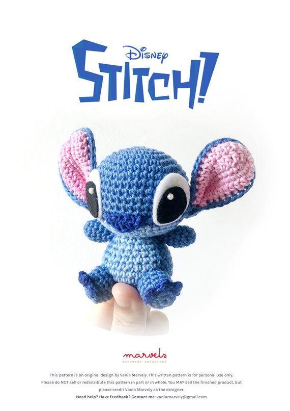 Amazon.com: Stitch, Handmade Stitch, Crochet Stitch, Stitch ... | 806x570
