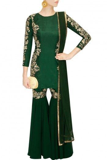 http://www.perniaspopupshop.com/whats-new/astha-narang-green-embroidered-gharara-kurta-set-astc2f061508.html