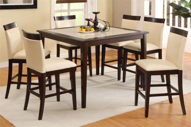 best 25 square kitchen tables ideas on pinterest square tables square dinning room table and. Black Bedroom Furniture Sets. Home Design Ideas