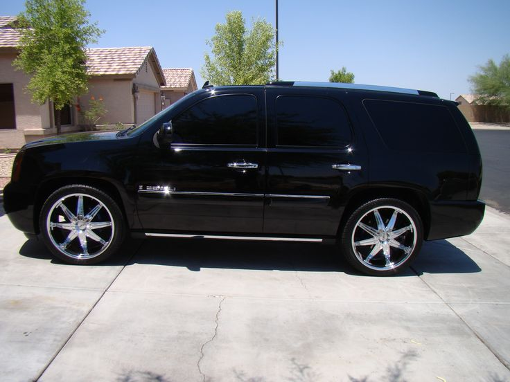 2008 GMC Yukon Denali...this was one of my all time favorites.