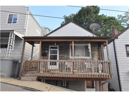 3119 Phelan, Downtown Pgh, PA 15219 — ~ One Bedroom House in Polish Hill W/ Sweet Rear Yard ~