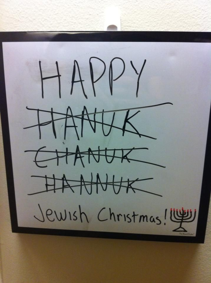 What It\'s Like Being A Jew During Christmas Time | Her Campus