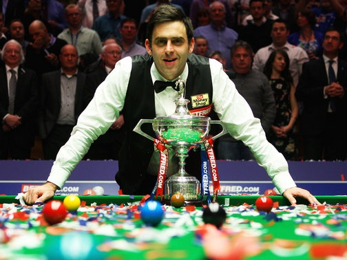 Ronnie O'Sullivan To Reveal Future Plans