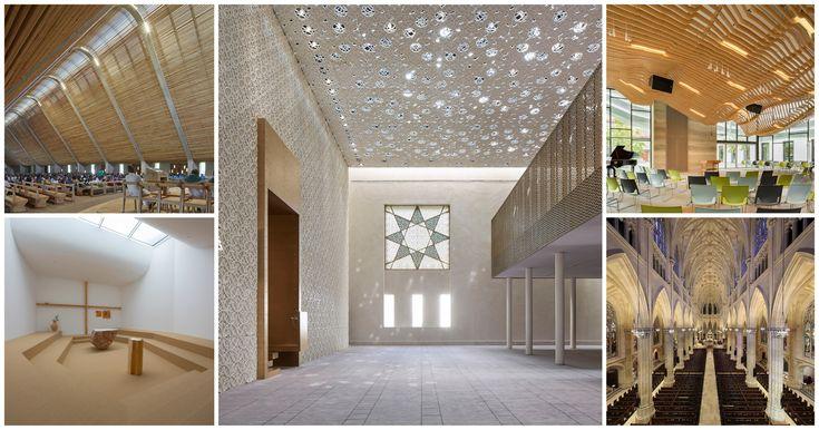 Premiação de Arquitetura Religiosa Faith & Form's 2016 Reconhece 28 Projetos de Todo o Mundo
