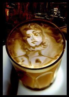 il caffe con la ragazza di Trieste