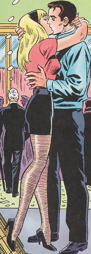 Peter Parker & Gwen Stacy