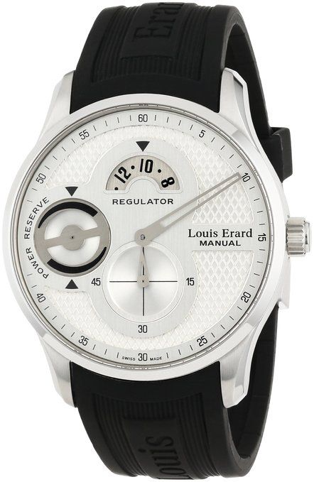 SPECIAL OFFER!  Louis Erard Men's 54209AS11.BDE03   You can save 50% ($2,000.58) on this beauty watch! #louiserard #louiserardwatches #menswatches