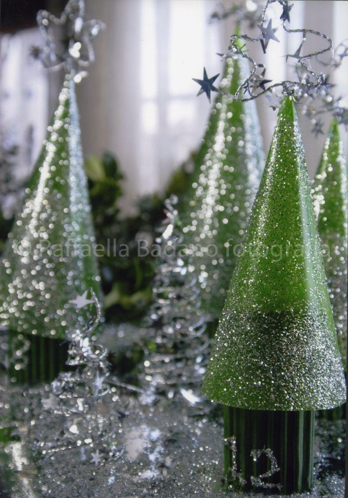 Alberi di Natale segnaposto