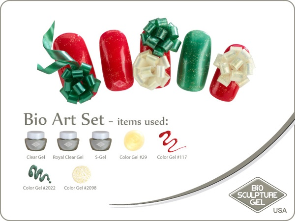 Christmas art set