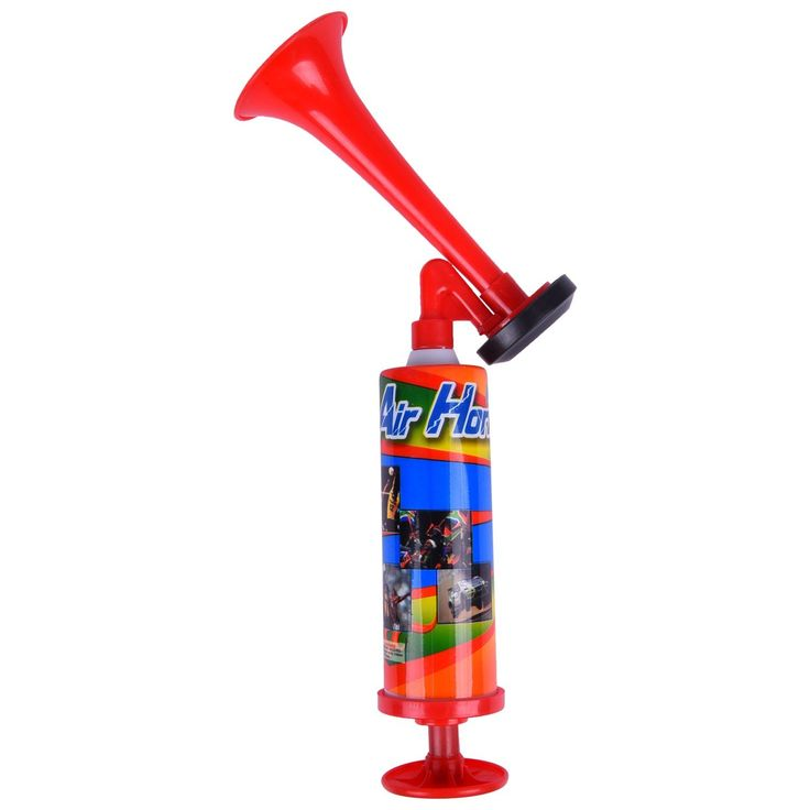 Party Butiko Hand Held Air Horn Small