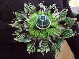 Floral Ambiance by Deborah Di Bella AIFD: Cont. René van Rems' Wedding Symposium