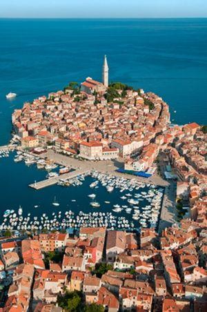 Rovinj, Croatia  http://www.discoverfrance.com/eastern-europe/self-guided/istria-wine-roads