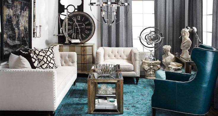 Inspiration home deco inspirations pinterest for Living room 94 answers