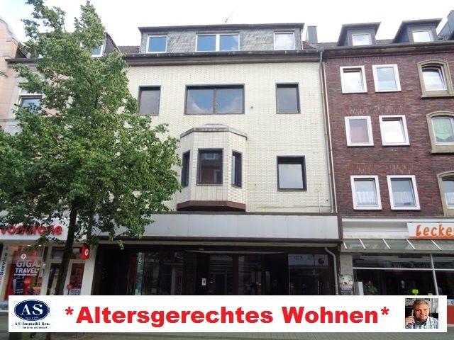*Altersgerecht & Erstbezug* In 46145 Oberhausen (Sterkrade) seniorengerechte Luxus Penthouse Wohnung mit große Dachterrasse zu vermieten! http://www.as-makler.de/html/46145_oberhausen_ca__104_qm_ne.html